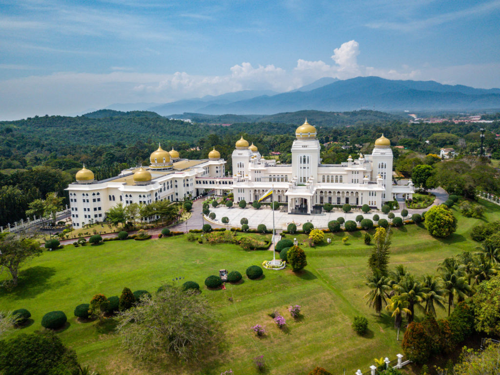 Le palais du Sultan, Istana Iskandariah