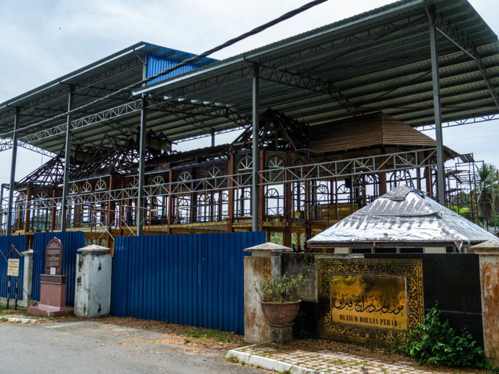 Le Perak royal museum