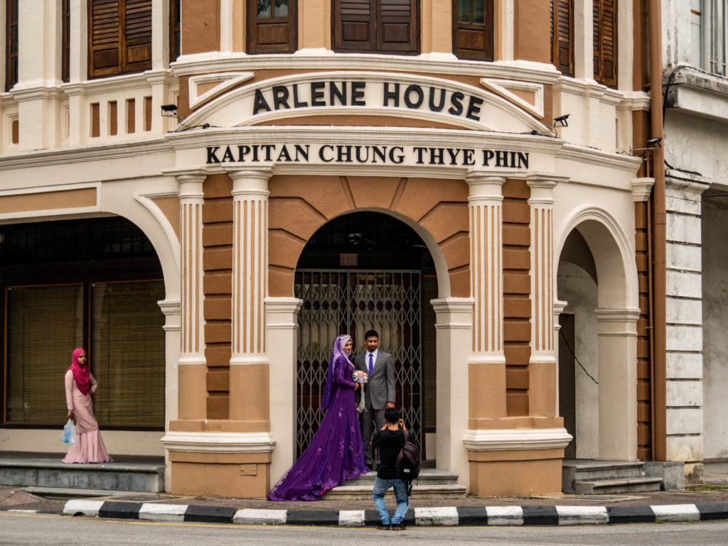 Mariage malais
