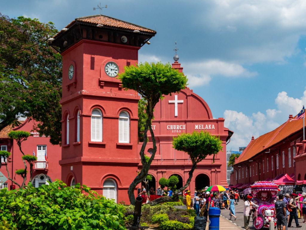 Le quartier colonial