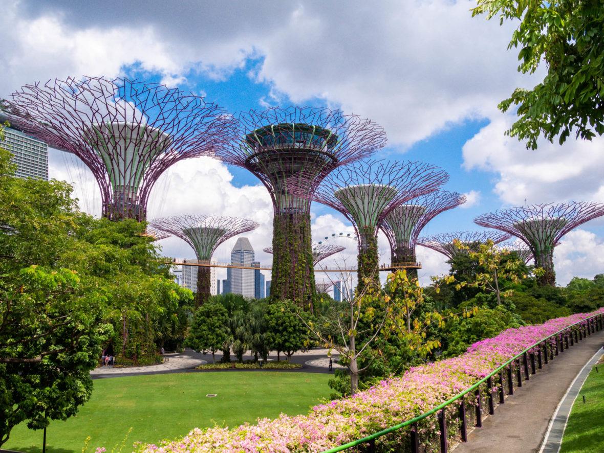 Singapour, la ville du futur