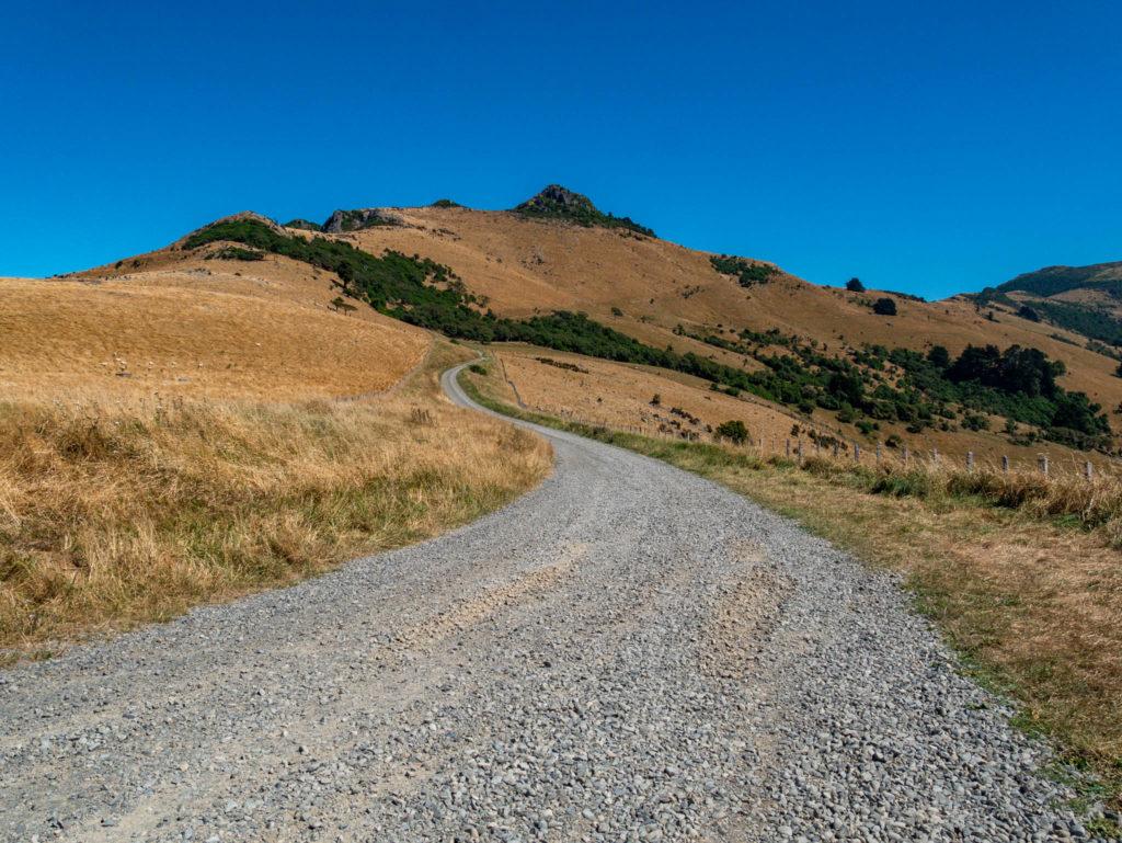 Petit chemin de montagne