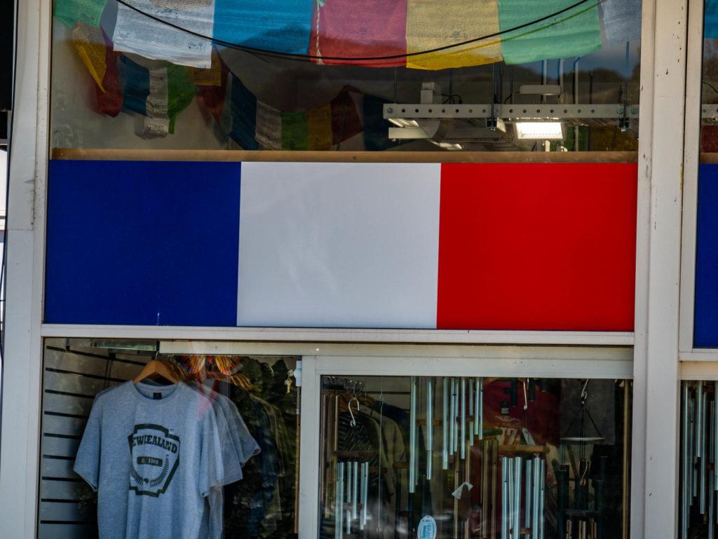 l'héritage français est encore présent