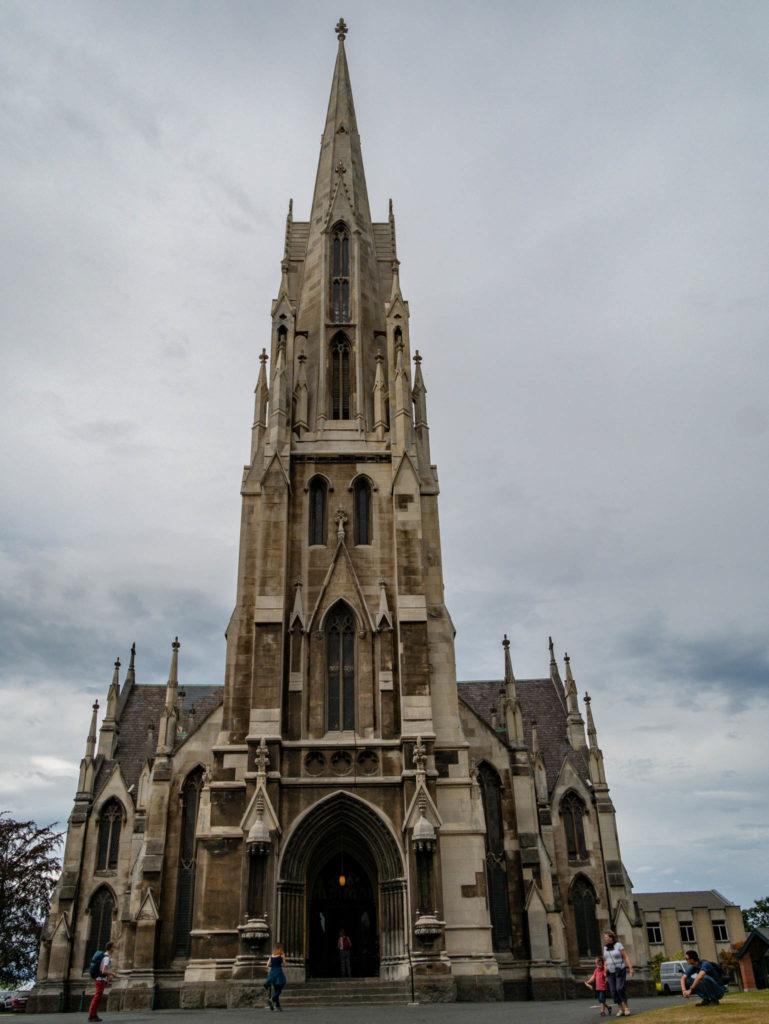 La première église d'Otago