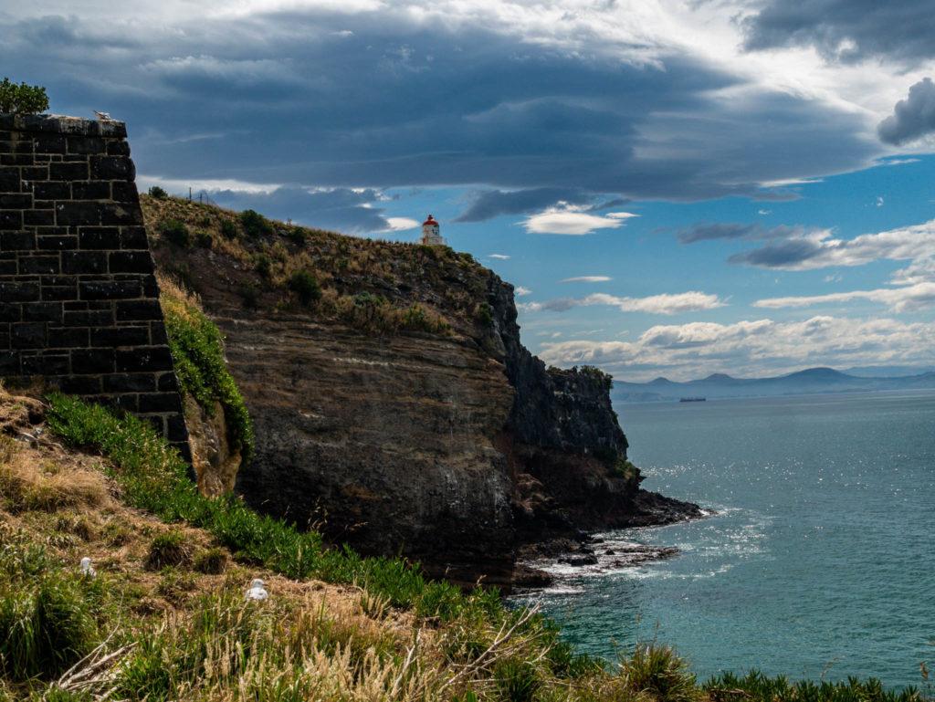 Le phare de la péninsule d'Otago