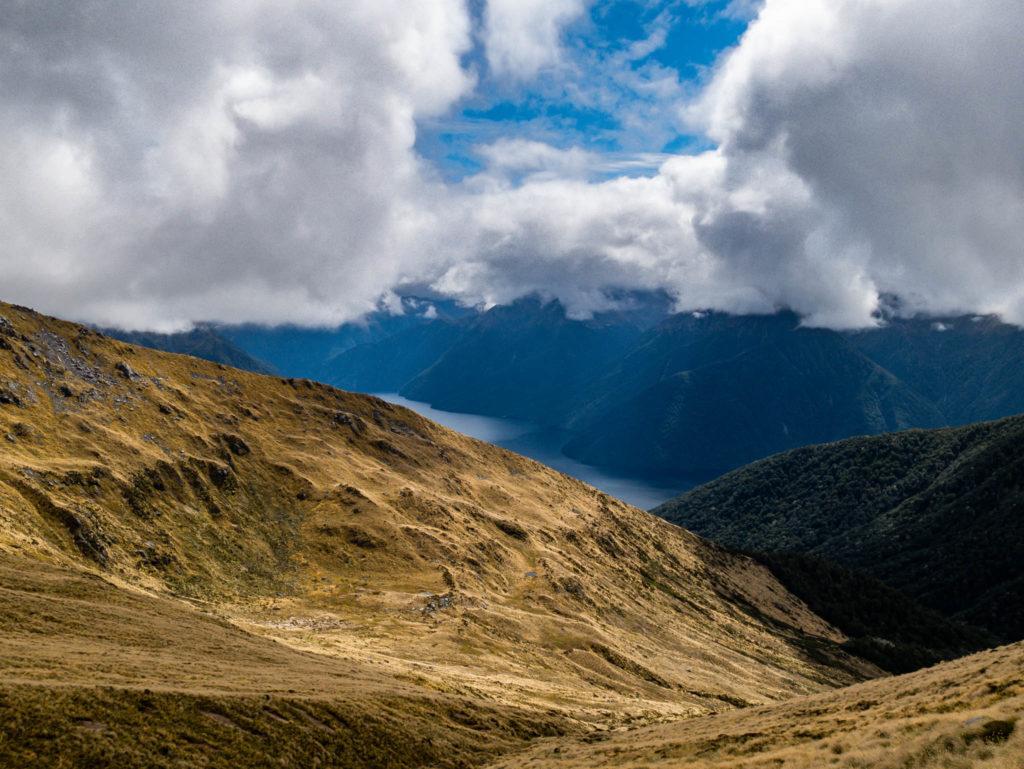 Un paysage indescriptible