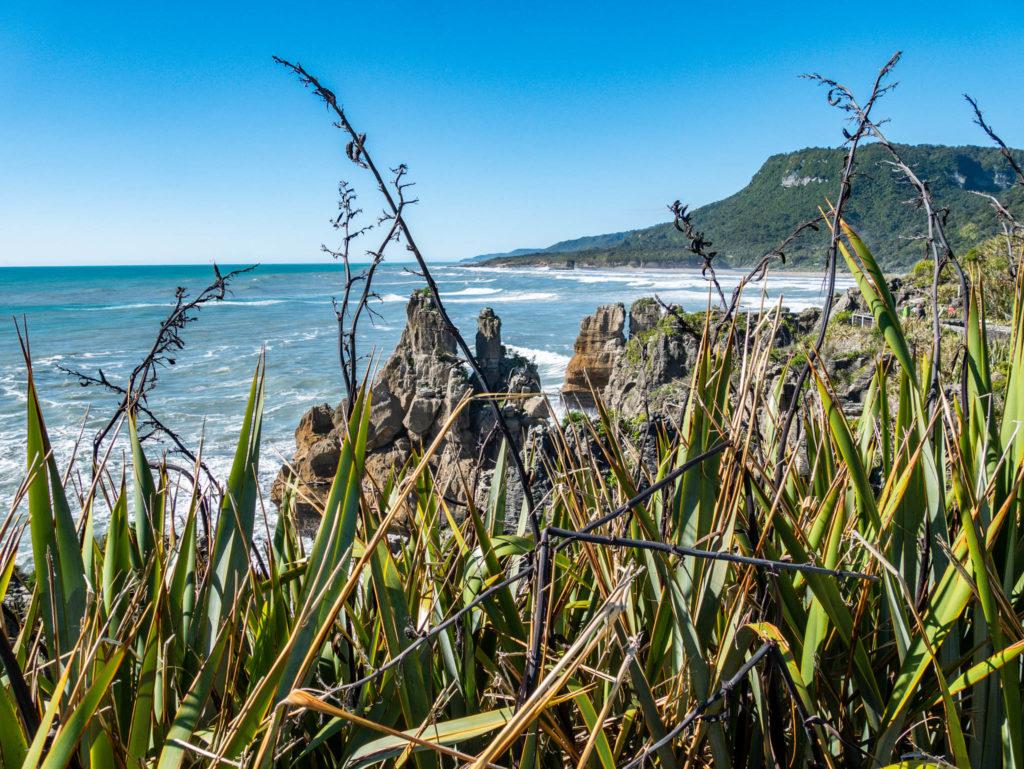 Le long du littoral