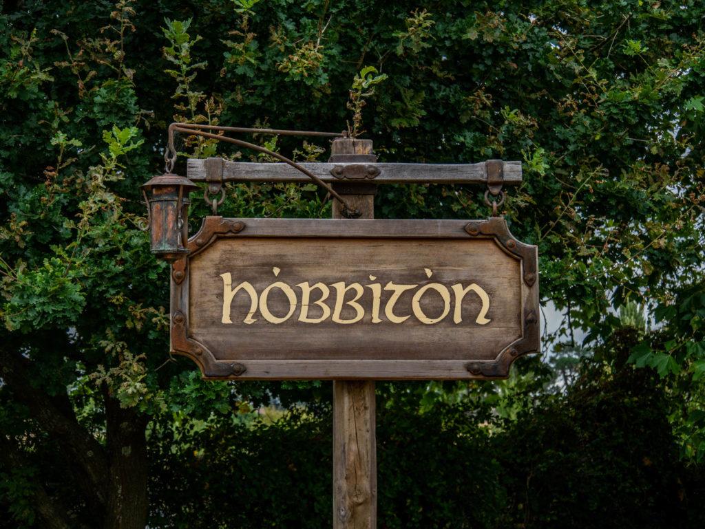 Arrivés à Hobbiton