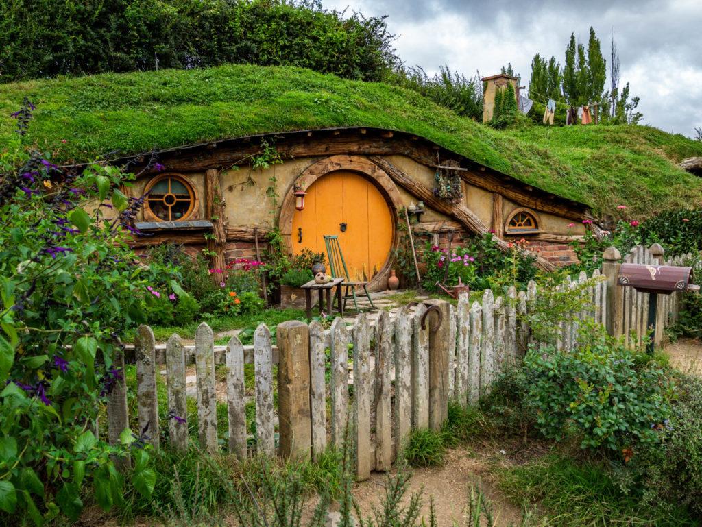 Un des 48 trous de hobbits