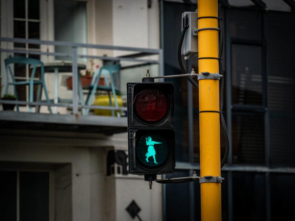 Le feu vert de Wellington