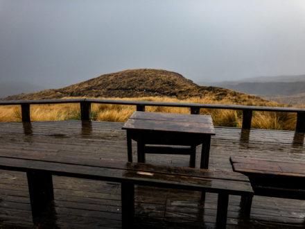 Le Tongariro, une randonnée maudite
