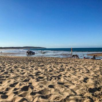 On a surfé en Australie