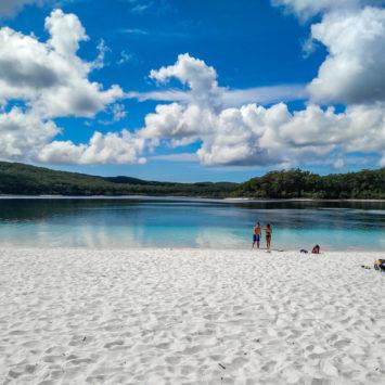 La plus grande île de sable du monde