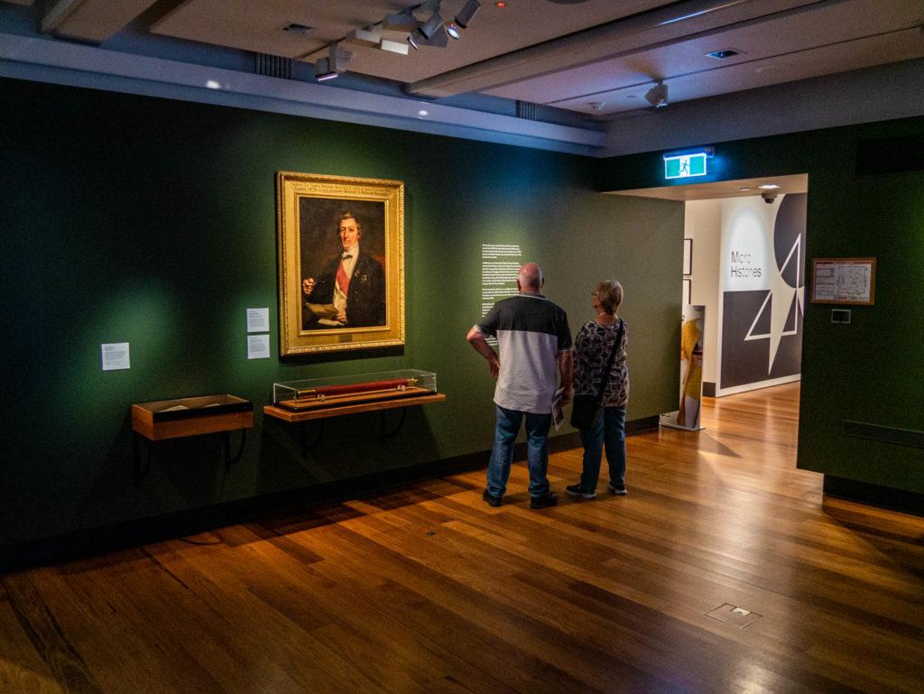 Le musée de Brisbane