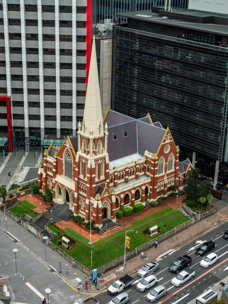 Albert street uniting church
