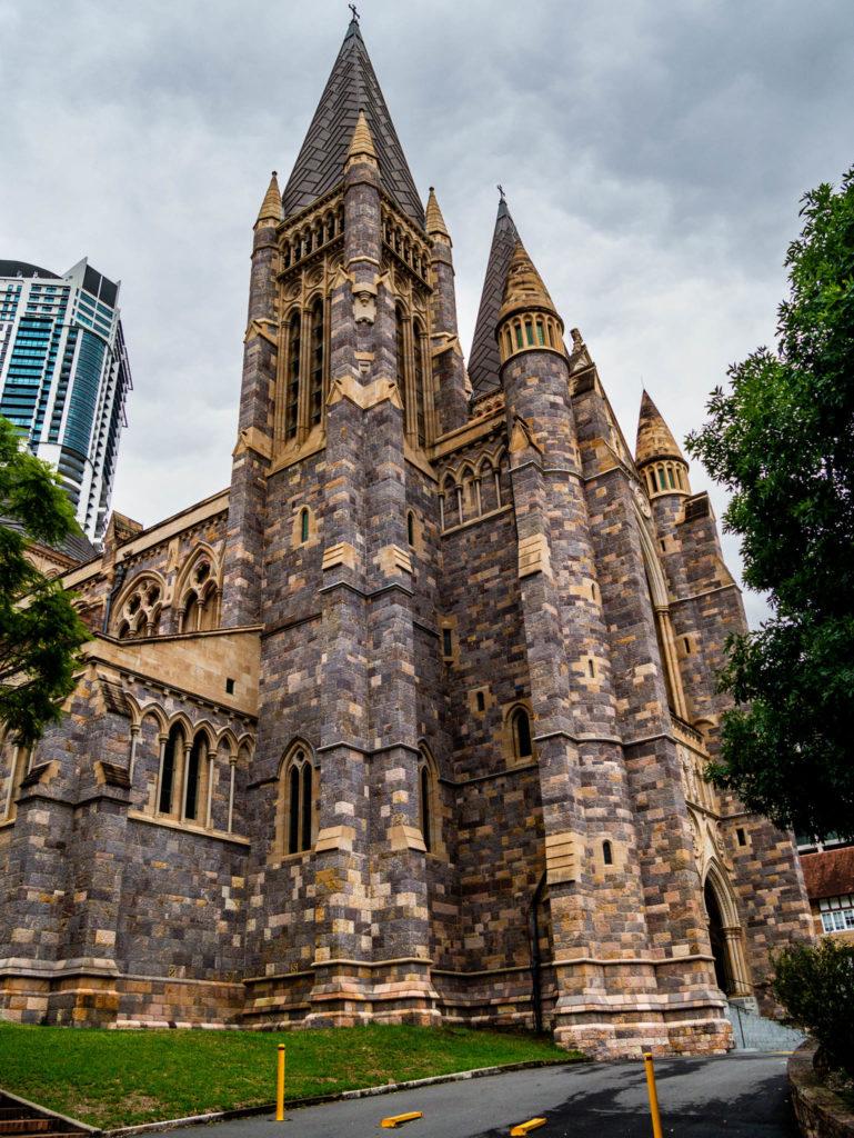 La cathédrale St John