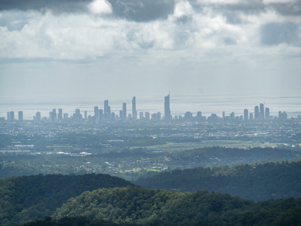 La skyline de Brisbane