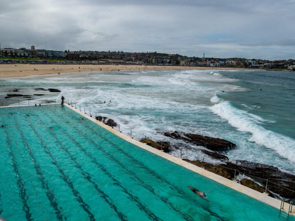 La piscine de Bondi