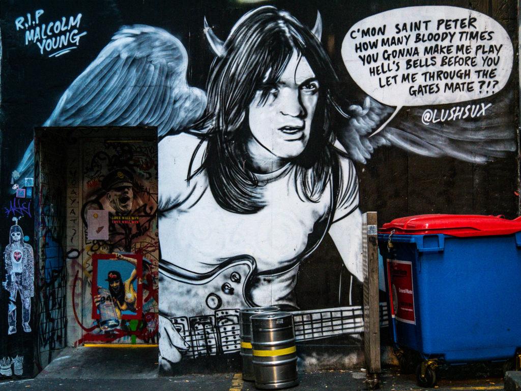 Fresque Melbourne