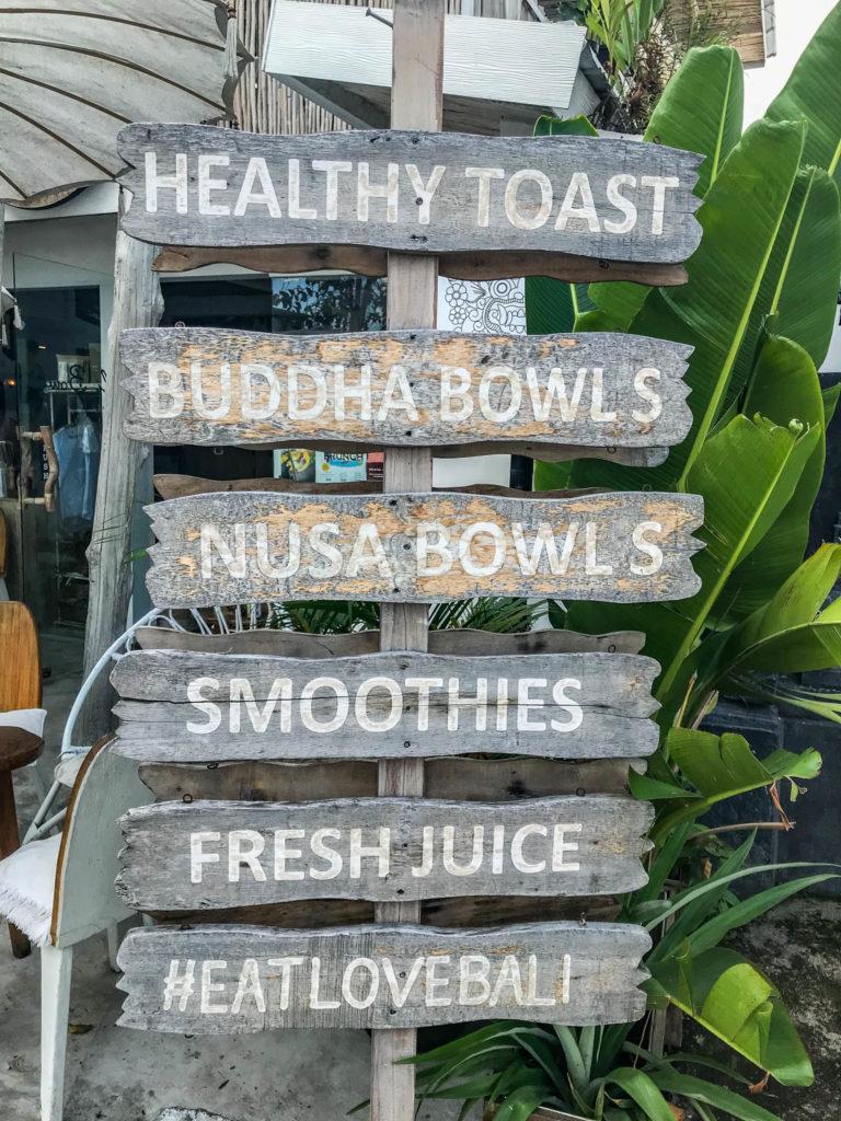 Bali bowl's